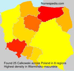 Calkowski
