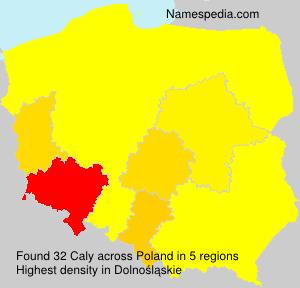 Caly - Poland