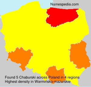 Chaburski