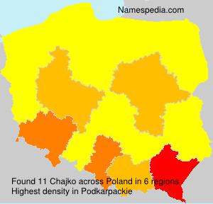 Chajko - Poland