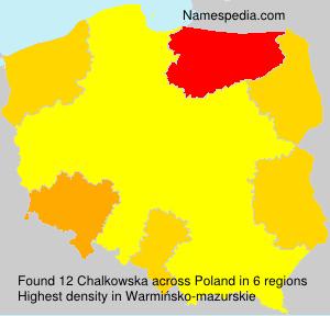 Chalkowska