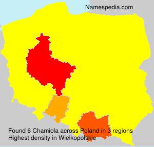 Chamiola
