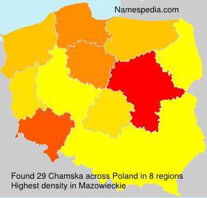 Chamska