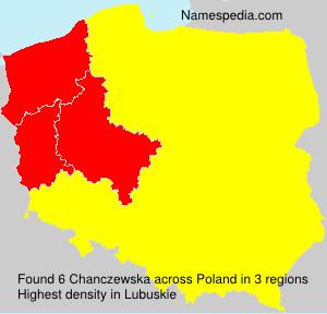 Chanczewska