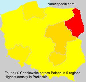 Chaniewska