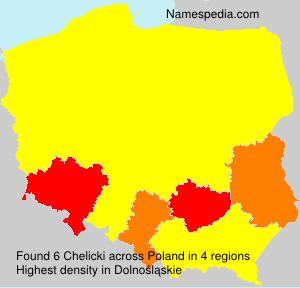 Chelicki