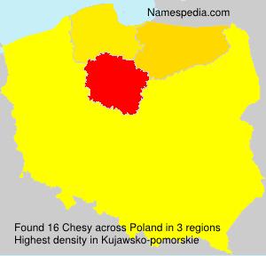 Chesy