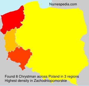 Chrystman