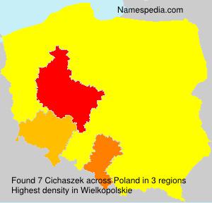 Cichaszek