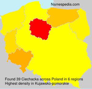 Ciechacka
