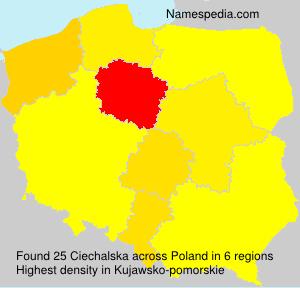 Ciechalska
