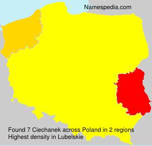 Ciechanek