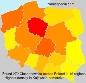 Ciechanowska