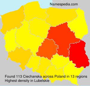 Ciechanska