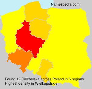 Ciechelska