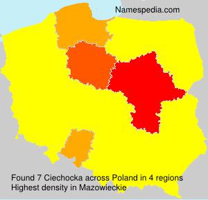 Ciechocka