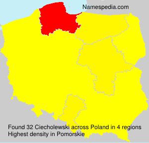 Ciecholewski