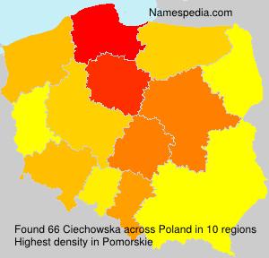 Ciechowska