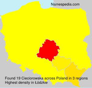 Cieciorowska