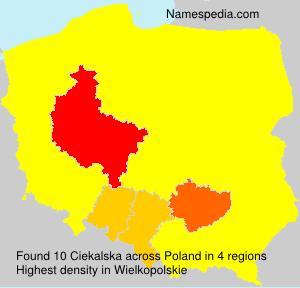 Ciekalska