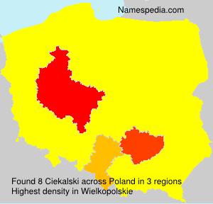 Ciekalski