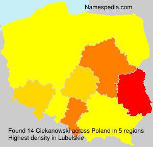 Ciekanowski