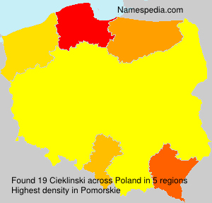Cieklinski