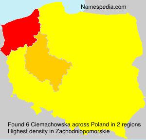Ciemachowska