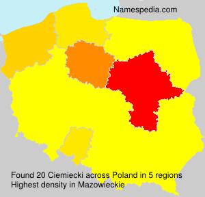 Ciemiecki
