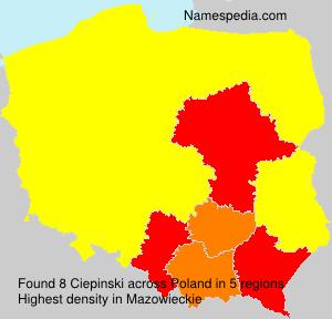 Ciepinski