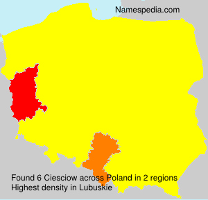 Ciesciow