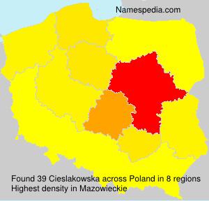 Cieslakowska