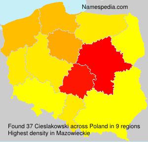 Cieslakowski