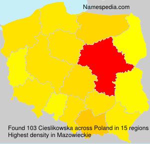 Cieslikowska