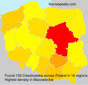 Cieszkowska