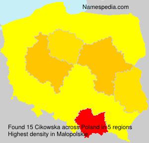 Cikowska