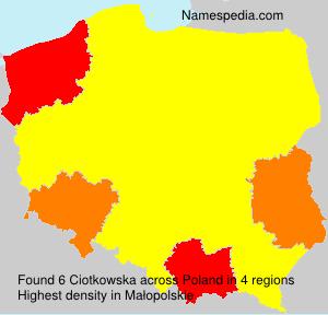Ciotkowska