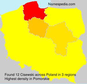 Cisewski