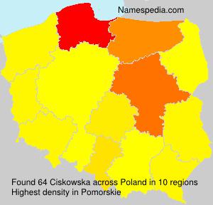 Ciskowska