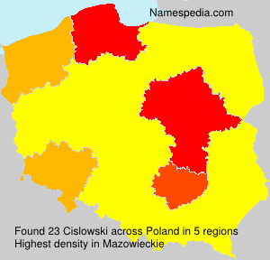 Cislowski