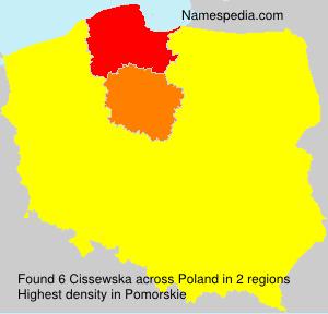 Cissewska