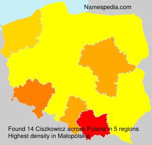 Ciszkowicz
