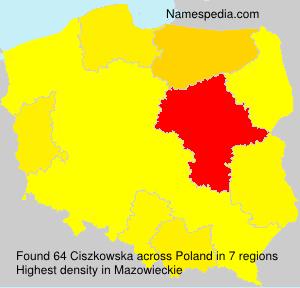 Ciszkowska