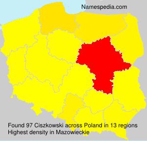 Ciszkowski