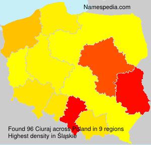 Ciuraj - Poland