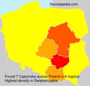 Cyprynska
