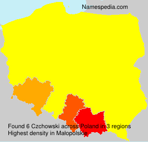 Czchowski