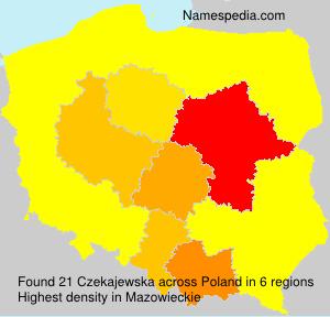 Czekajewska