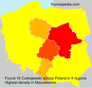 Czekajewski