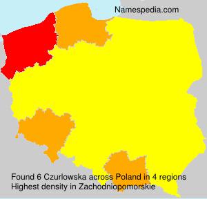 Czurlowska